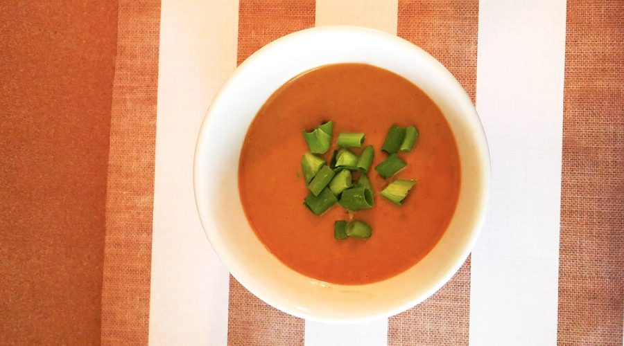 Paleo Thai Almond Sauce Recipe (Peanut Sauce Alternative)